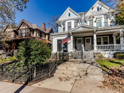 Photo for Huge recently renovated private 1st floor apartment near the Hill School