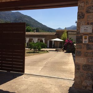 Photo for Stonebuild Finca with pool in quiet location outside Sóller