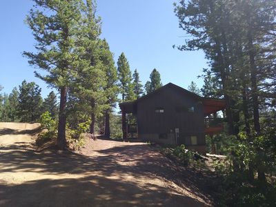 Photo for Quiet Mountain home located minutes from the Pendaries Golf Course