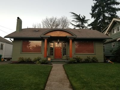 Photo for Cozy Beautiful Classic Portland Bungalow