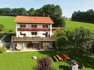 Photo for Cosy holiday home with garden and summerhouse close to the city of Passau
