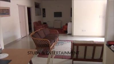 Photo for SPACIOUS & WELL FURNISHED 3 BEDROOM