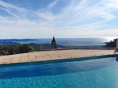 Photo for Vacation home Domaine des Collieres  in Cavalaire, Cote d'Azur - 5 persons, 2 bedrooms