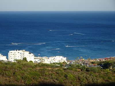 Photo for Beautiful apartment with swimming pools and beautiful sea and mountain views.