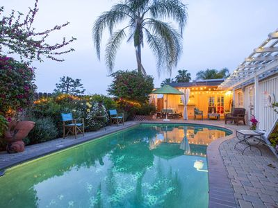 Photo for Family Friendly Hillside Retreat with Pool & close to Universal Studios