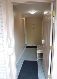 Separate Entrance To The Basement Apt.