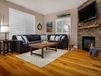 Photo for New Open Floor Plan With Patio and Green-space Beyond, Close to Intel and Nike, Short Walk to MAX