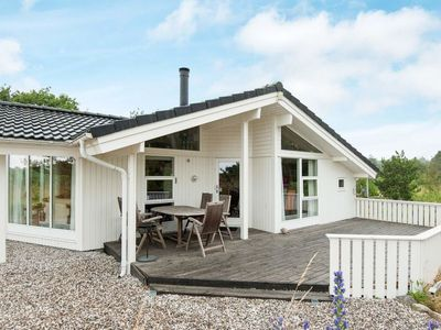 Photo for Vacation home Helgenæs in Knebel - 6 persons, 2 bedrooms