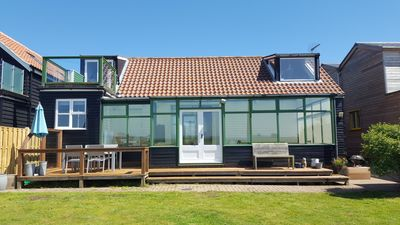 Photo for Sandy Lodge -  Detached Seaside House with amazing views.
