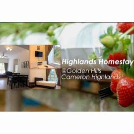 Highlands homestay @ Cameron Highlands