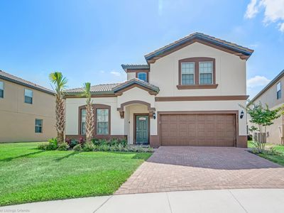 Photo for Beautiful 8 Bed Gated Pool Home At Windsor at Westside Resort