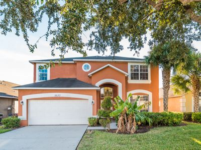 Photo for 7 Bed Emerald Island Vacation Villa- Just 4 miles to Disney in Orlando, this is our very best of the best!