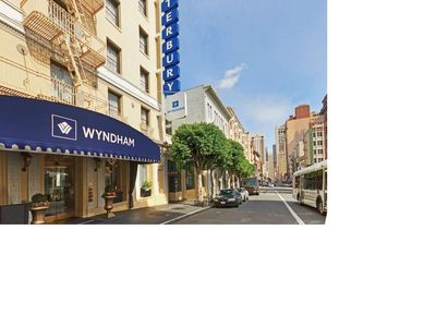 Photo for Old Canterbury Hotel (Wyndham Timeshare 6 nights (7/5-7/11)  near Union Square