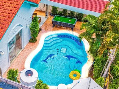 Photo for Nice And Quiet Villa With Large Private Pool