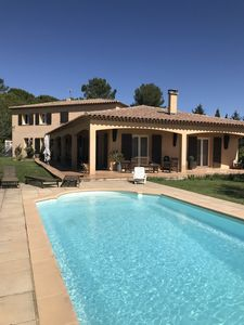 Photo for VILLA 260 M2 10 BEDS SWIMMING POOL IN A QUIET IMPASSE