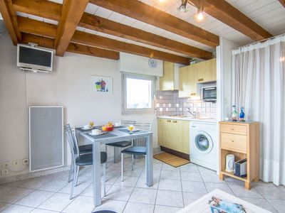 Photo for Apartment MEN DU in Carnac - 4 persons, 1 bedrooms