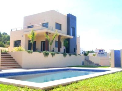 Photo for 4BR Villa Vacation Rental in Javea, Alicante