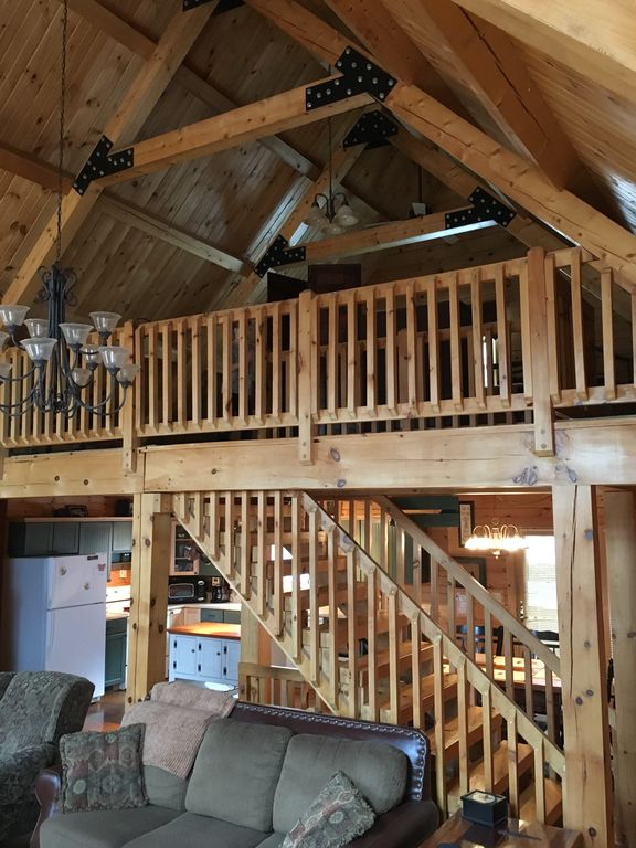 cabin creek big and beautiful singles Goose creek cabin weekly: $1,200  beautiful log home with bear creek running through the property  now a home and bunkhouse on big timber creek with a hot tub.