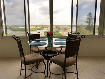 Photo for Recently Renovated 2 Bedroom, 2 Bath Condo with views of the InterCoastal way