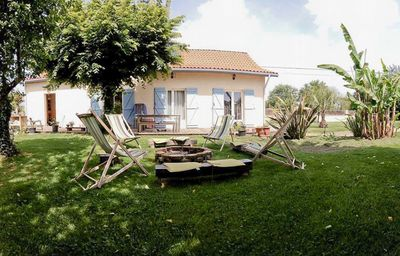 Photo for House 14 persons, 4 bedrooms, large garden
