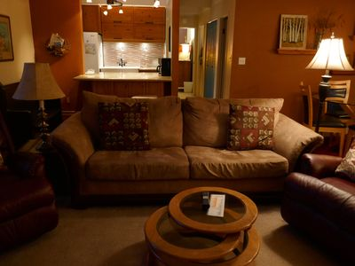 Photo for Cozy Hideaway in town- 7 nights for $ of 6 -Ground Floor; Perfect for Families