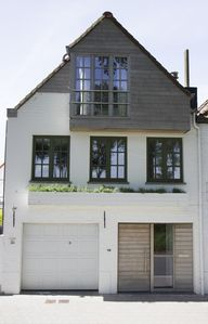 Photo for Charming house along Damse Vaart