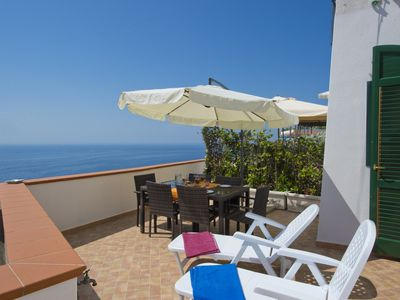 Photo for 3BR Apartment Vacation Rental in Praiano, Salerno