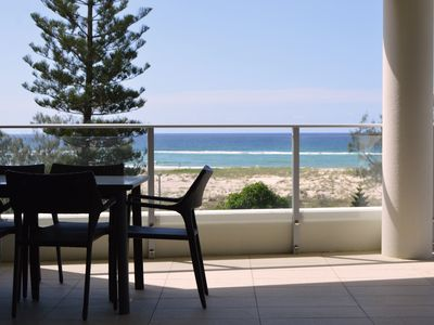 Photo for Experience The Vibe Of Kirra Beachfront.....Enduring
