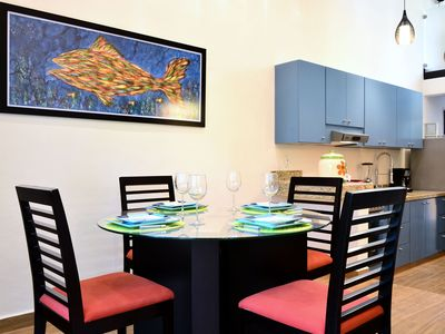 Photo for Loft 4 Blocks to Beach Free Wifi Long Or Short Term Rentals