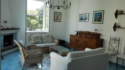Photo for elegant apartment in Ischia renovated and centrally located, near the sea