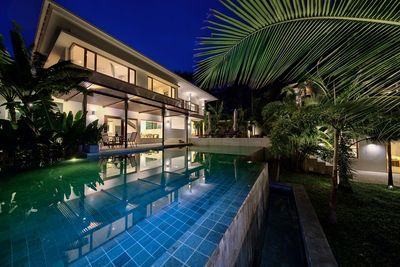 Villa Santika 5 BDRM Private Pool