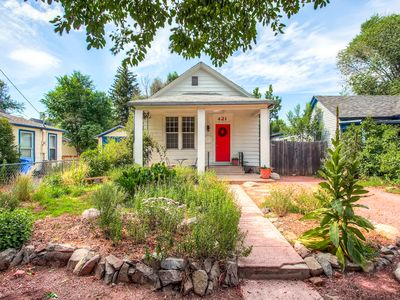Photo for Cozy Cottage in the Heart of Colorado Springs