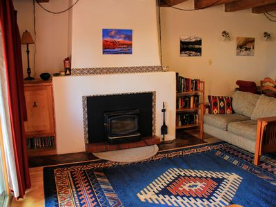 Photo for Beautiful & Private Taos Mountain Retreat Close To World Class Skiing & Town.