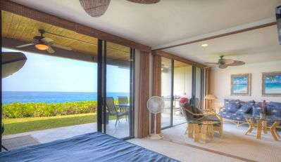 Photo for Aloha Condos, Keauhou Kona Surf and Racquet Club, Condo 1-102, Oceanfront