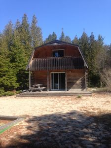 Photo for 3 Bedroom 2 Story Cottage, On A Stunning Private Sand Beach