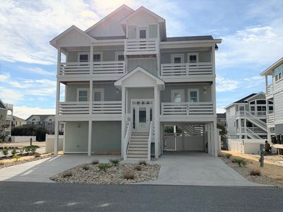Photo for Relaxed Cancelation Policy*Brand New Home*Steps to the Beach*Heated Pool*