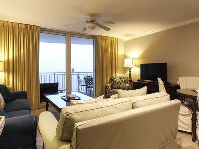 Photo for Family Friendly Unit at Emerald Beach with Breathtaking Views of the Gulf!