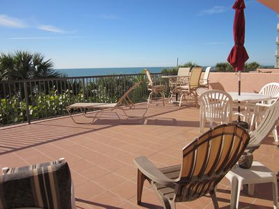Photo for Directly On the Beach - Toes in the Sand - REMODELING 4/16-6/15/2019