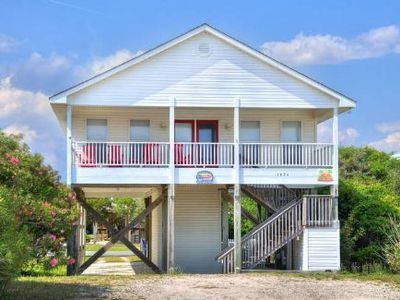 Photo for Beautiful, Oceanview 3 Bdrm/2 Bath Home with PRIVATE POOL-Close to Pier-Sleeps10