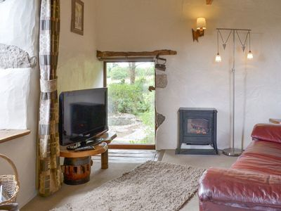 Photo for Nuthatch, quirky converted barn in Cardinham Woods