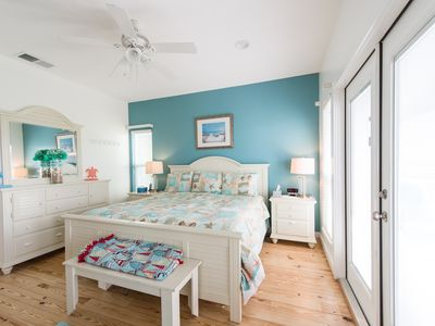 Photo for Serenity Sands Beach HouseFamily-Friendly Ocean View HomeNEW GOLF CART RATES!!