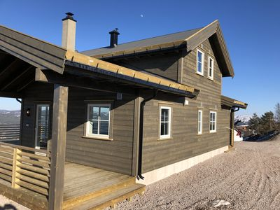 Photo for Telemark with panoramic views, pure relaxation