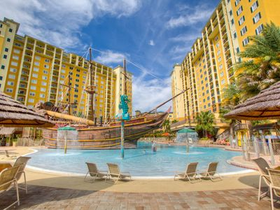 Photo for Spacious Suite + Pirate Themed Pool Experience | Theme Park Shuttles