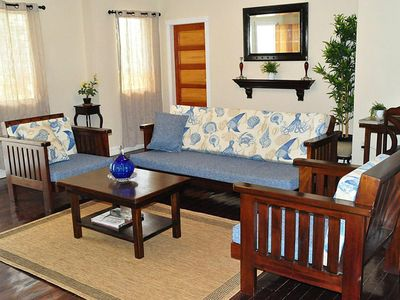 Photo for 2 minutes from beach, modern furniture, 'master room', SDL