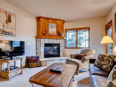 Photo for This cozy condo is perfect for a summer Breckenridge getaway!