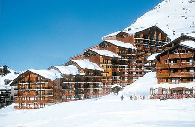 Photo for Apartment Résidence Le Cheval Blanc  in Val Thorens, Savoie - 4 persons, 1 bedroom