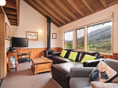 Photo for Cosy Country style townhouse in the heart of Thredbo