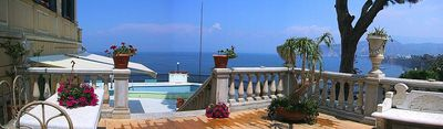 Photo for 2 bedroom Villa, sleeps 6 in Sorrento with Pool, Air Con and WiFi