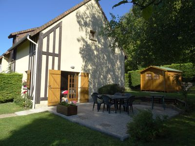 Photo for 3BR Cottage Vacation Rental in HOULGATE, Normandie