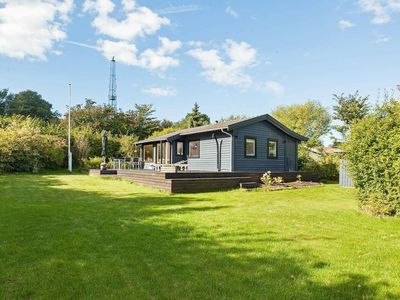 Photo for Pleasant Holiday Home in Vejby Denmark with Terrace
